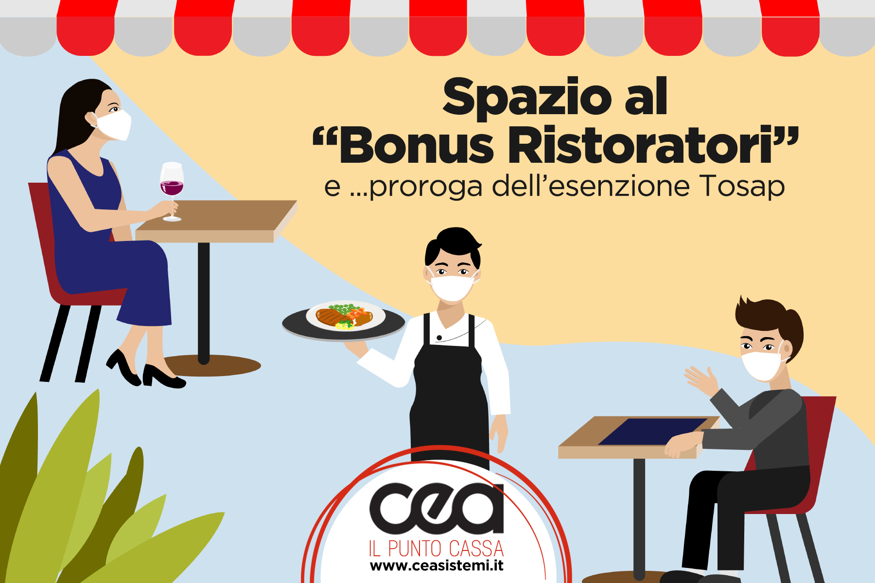 bonus ristoratori