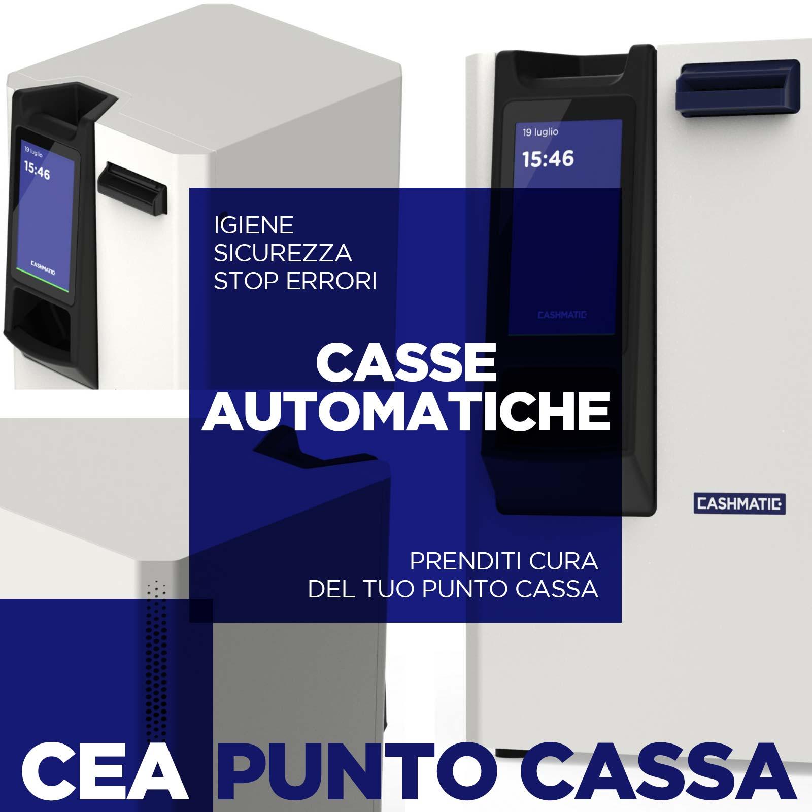 Ceasistemi news cassetti automatici